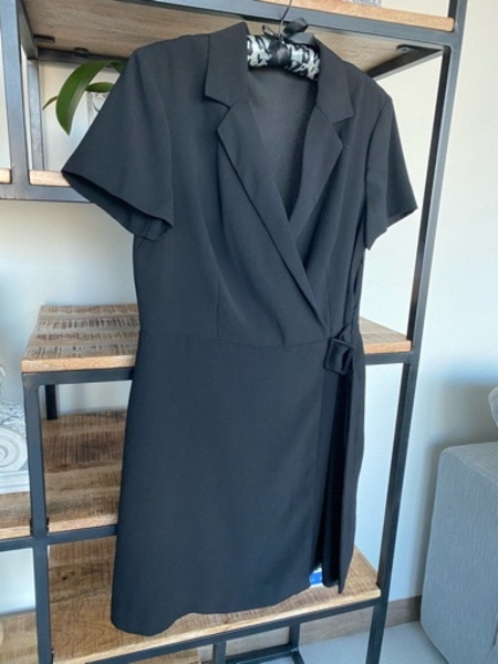 Used Mango Black dress 🖤 in Dubai, UAE