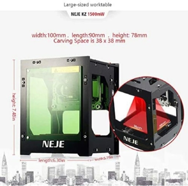 Used Laser Engraving Machine NEJE in Dubai, UAE