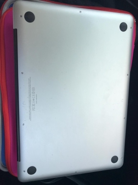 Used 2012 MacBook pro i7 | 500 gb | 8 GB ram in Dubai, UAE