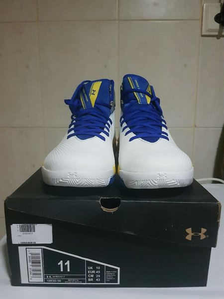 Used Original Under Armour Rocket 2 Size 11 in Dubai, UAE