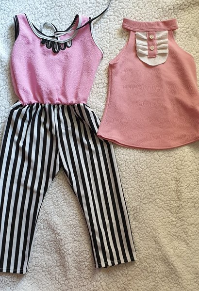 Used Jumpsuit and Blouse for girls in Dubai, UAE