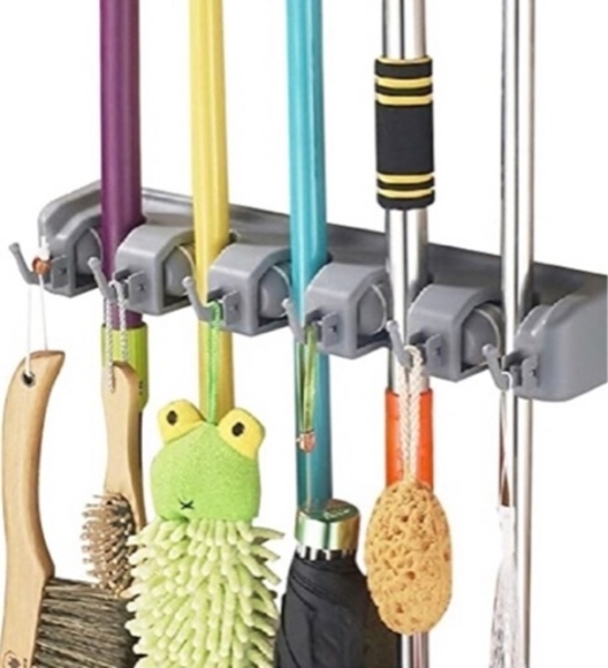 Used Broom/Mop Holder in Dubai, UAE