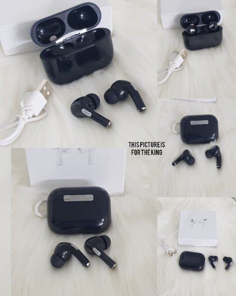 Used Black airpod pro3 ♡ in Dubai, UAE
