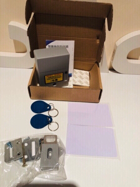 Used Electronic Cabinet Lock Kit Set in Dubai, UAE