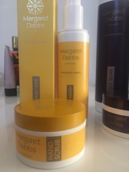 Used Margaret Dabbs Hand and foot care in Dubai, UAE