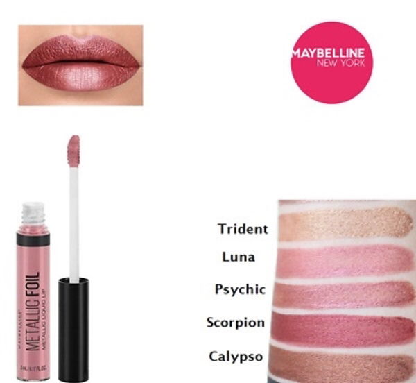 Used Maybelline liquid lipstick, 100 psychic in Dubai, UAE