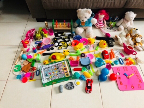 Used ASSORTED MIXED TOYS in Dubai, UAE