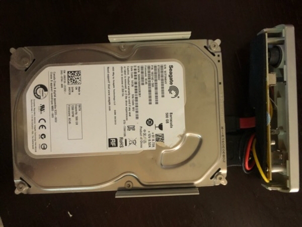 Used Seagate BarraCuda SATA III 3.5-inch in Dubai, UAE