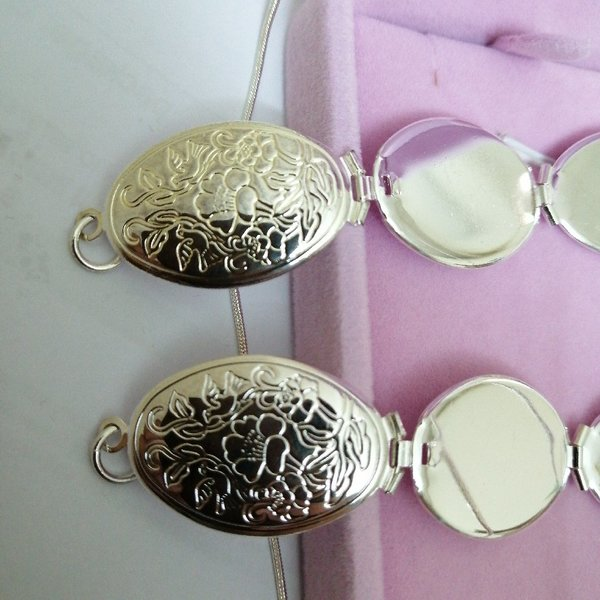 Used Extended photo lock Silver Edition 2pcs in Dubai, UAE