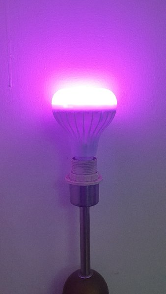 Used LED music bulb MusicLed Light Bulb in Dubai, UAE