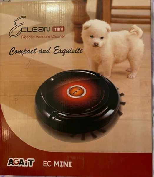 Used Agait E-Clean Mini Robot Vacuum in Dubai, UAE