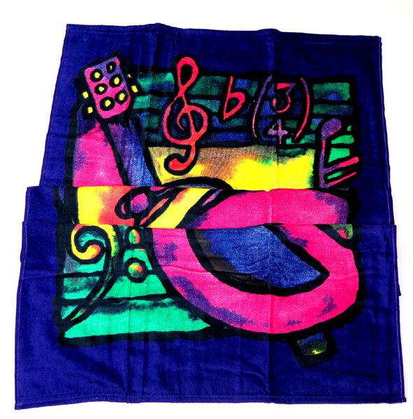 Used 2 Summer beach towels (new) unisex in Dubai, UAE