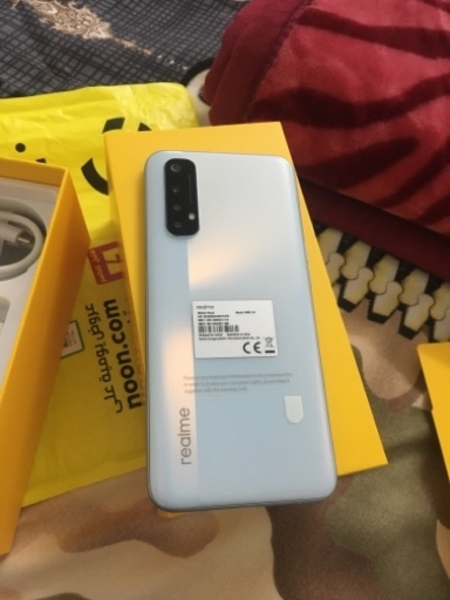 Used Mobile realme 7 in Dubai, UAE