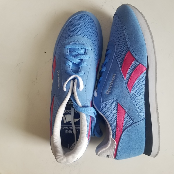 Used Brand New Reebok Royal Shoe 37.5sz in Dubai, UAE