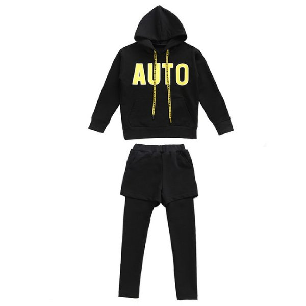 Used New girls hooded training suit size 140 in Dubai, UAE