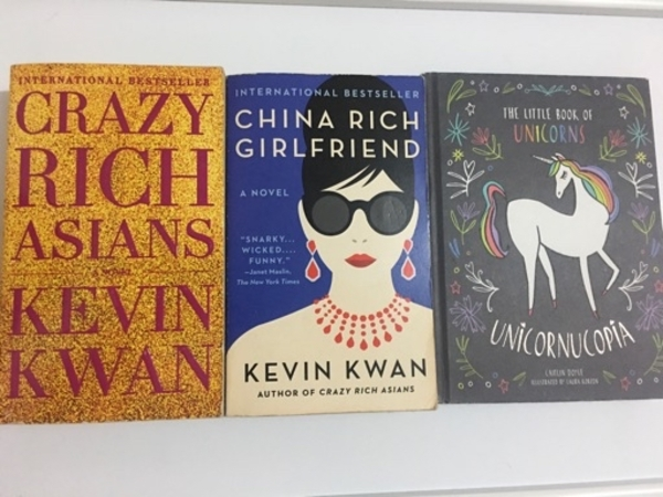 Used Crazy Rich Asians by Kevin Kwan (2) in Dubai, UAE