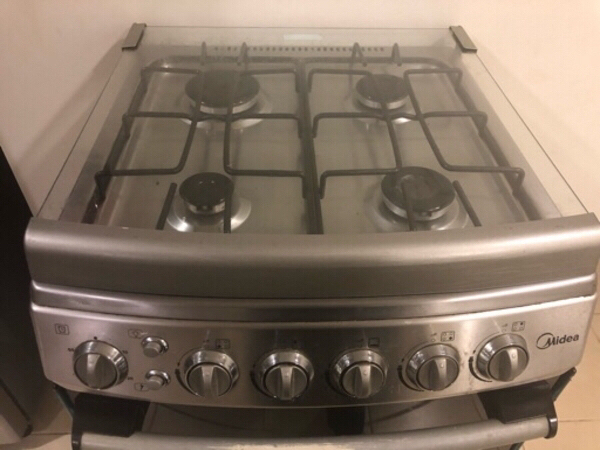 Used Glass Burner Stove in Dubai, UAE