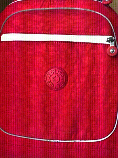 Used Preloved authentic Kipling wheeled bag❤️ in Dubai, UAE