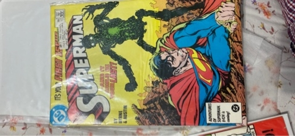 Used Superman and avengers comic in Dubai, UAE