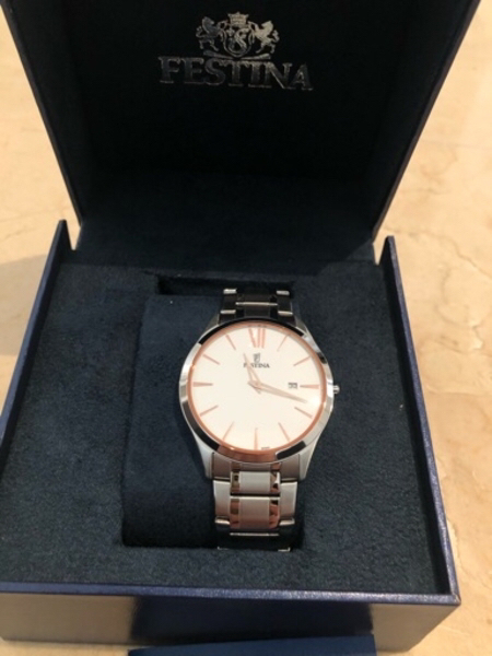 Used Festina men's watch new in Dubai, UAE