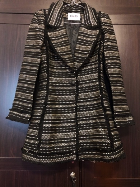 Used Brand Dolce and Gabbana Jacket in Dubai, UAE