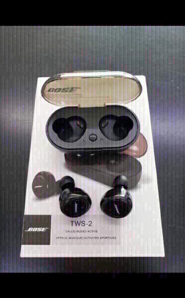 Used BOSE PACKED BOX 🎁 WIRELESS EARPHONES in Dubai, UAE