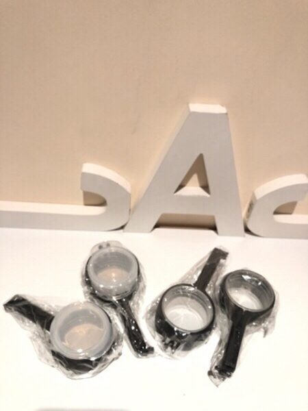 Used Sealing clips for food bags 4pcs in Dubai, UAE