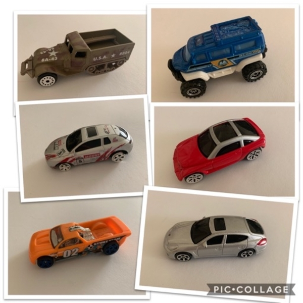 Used 30 Pcs Metal Toy Cars Bundle 2 in Dubai, UAE