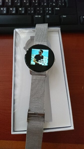 Used V Fitness Watch Rubber Band Offer in Dubai, UAE
