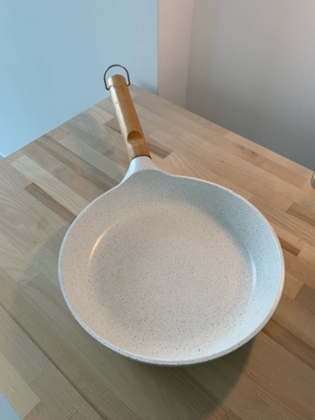 Used Ceramic pan and pot with the lid (Italy) in Dubai, UAE