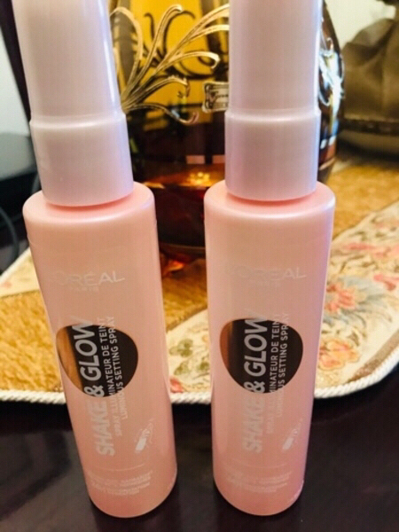Used L'Oréal makeup fixer spray 1pc left in Dubai, UAE