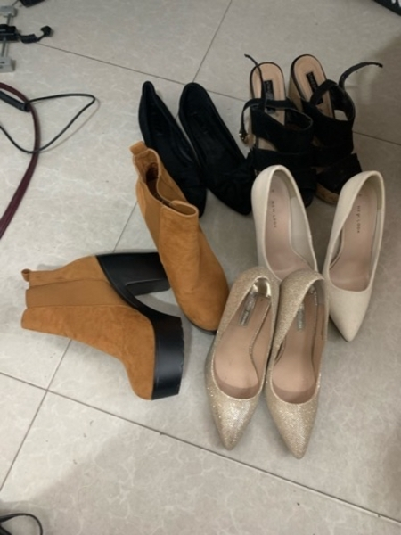 Used Heels and shoes in Dubai, UAE