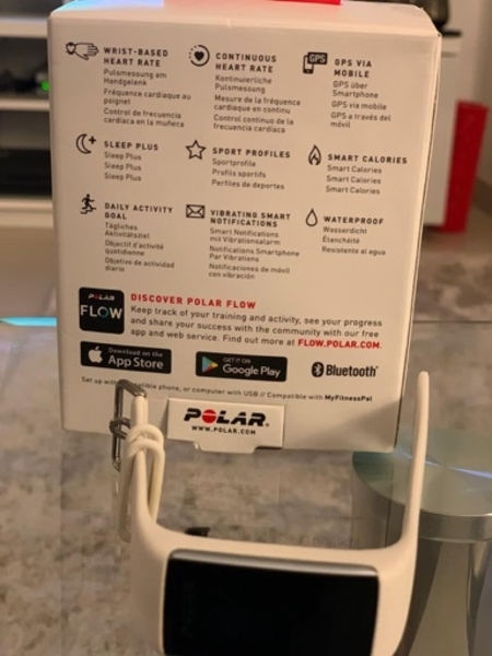 Used Polar Watch A370 in Dubai, UAE