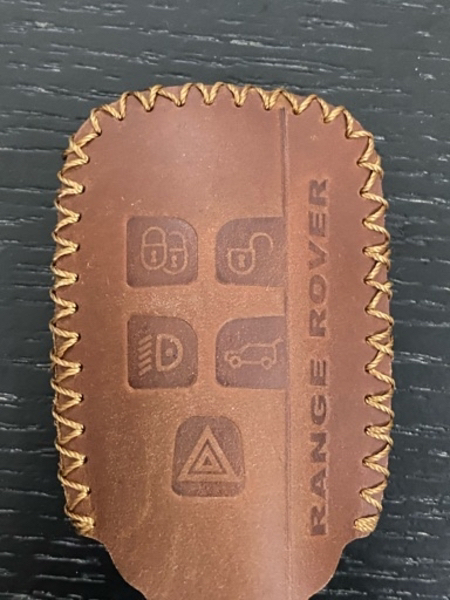 Used Leather Key Case for RR 2014 and older in Dubai, UAE