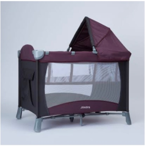 Used Juniors travel cot. Used only few times. in Dubai, UAE
