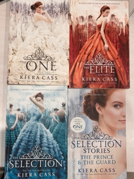 Used The Selection Series (elite,one,stories) in Dubai, UAE