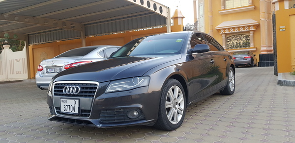 Used Audi A4  2011 Mint Condition Low Milage in Dubai, UAE