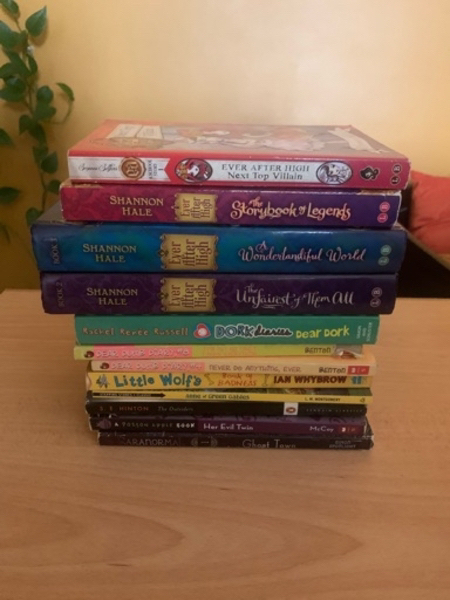 Used Books for children/young adults in Dubai, UAE