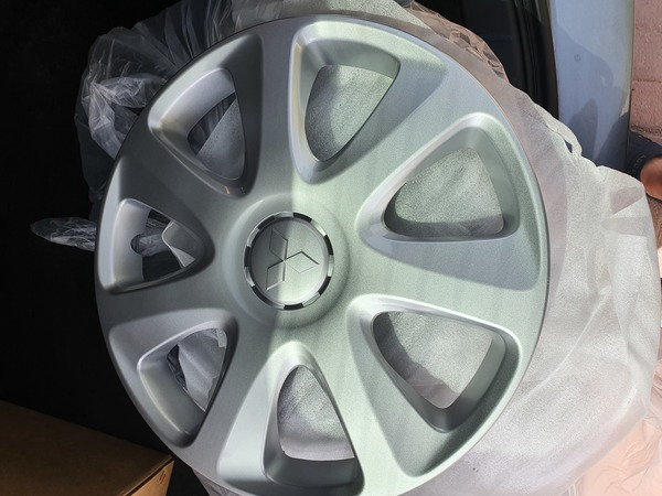 Used Rings wheels Mitsubishi in Dubai, UAE