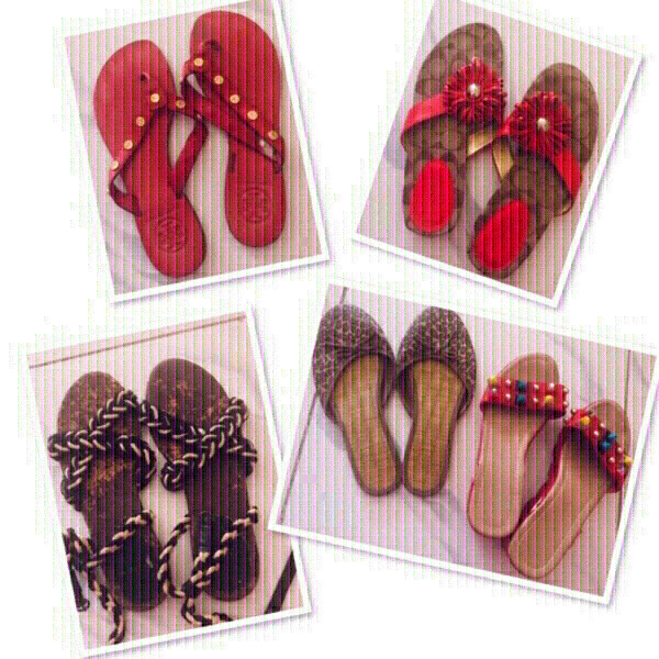 Used 5 Sandals(Coach/Tory Burch/Gap) 35/36♥️ in Dubai, UAE