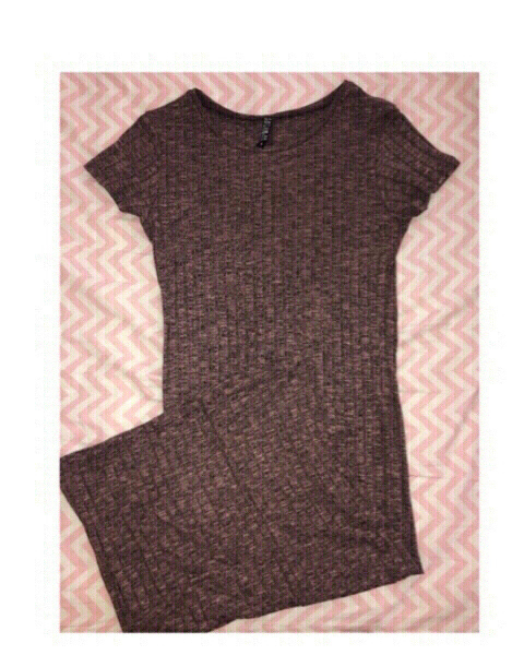 Used Cotton On Long Tight-Fitting Dress in Dubai, UAE