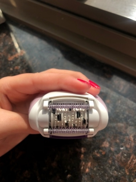 Used braun epilator in Dubai, UAE