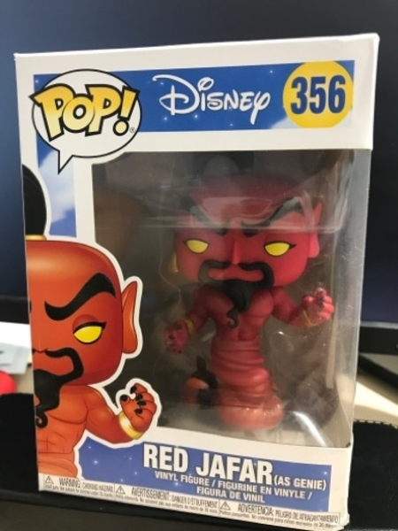 Used Funko Pop - Red Jafar in Dubai, UAE