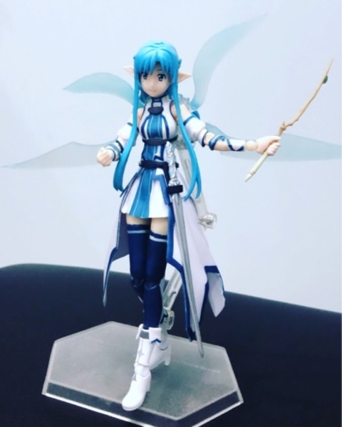 Used Sword art online fairy figure in Dubai, UAE