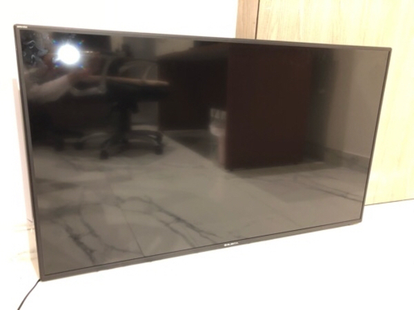 """Used Electra led smart tv 50"""" without remote in Dubai, UAE"""