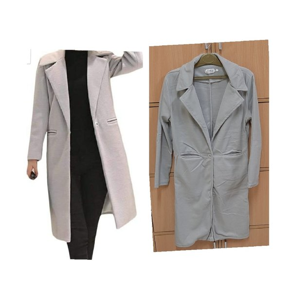Used Small size over coat for her ! in Dubai, UAE