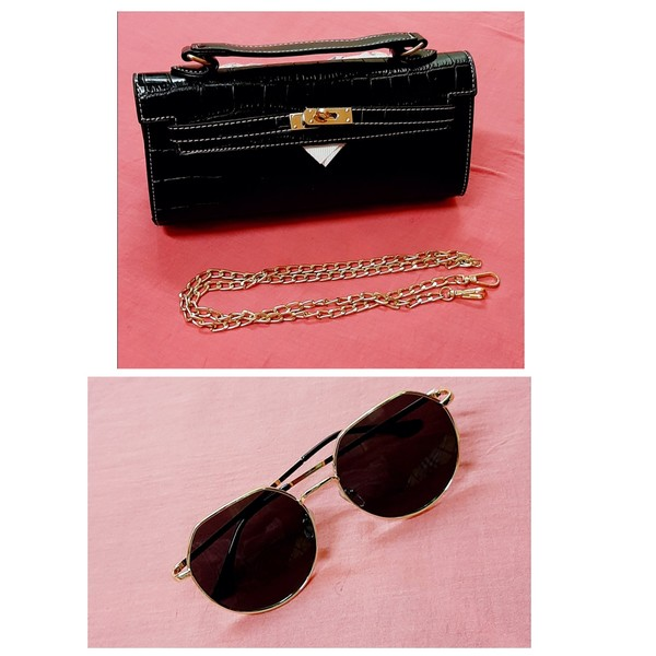Used Ladies bag & sunglasses in Dubai, UAE