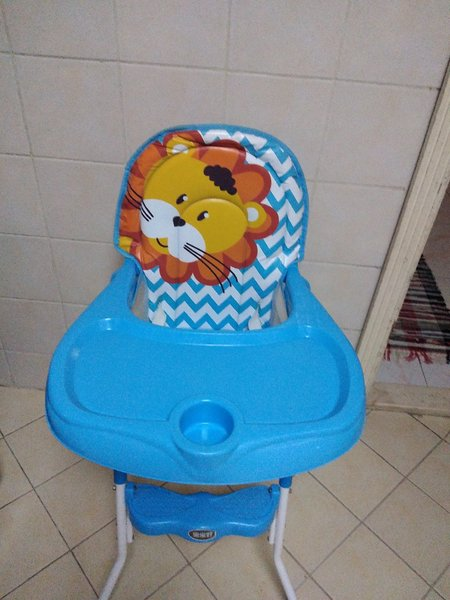 Used Baby chair from (0,2years) in Dubai, UAE