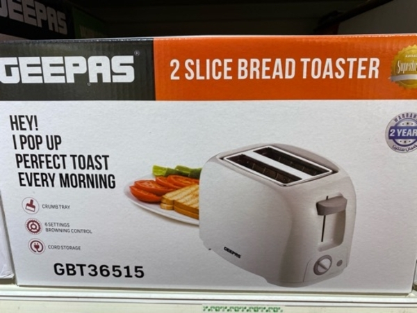 Used 🔥2 slice toaster offer🔥limited in Dubai, UAE