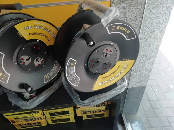 Used EXTENSION CABLE REEL 25MTR in Dubai, UAE
